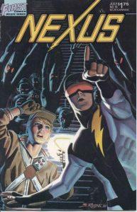 Nexus #10 (1985)
