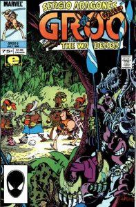 Sergio Aragonés Groo the Wanderer #5 (1985)