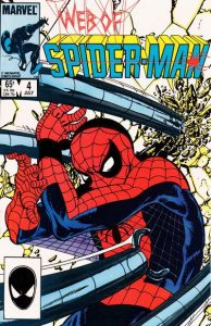 Web of Spider-Man #4 (1985)
