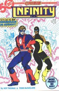 Infinity, Inc. #21 (1985)