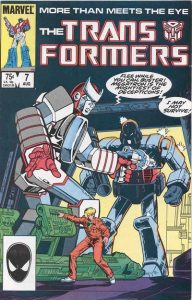 The Transformers #7 (1985)