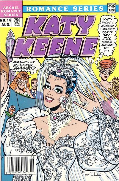 Katy Keene #16 (1985)