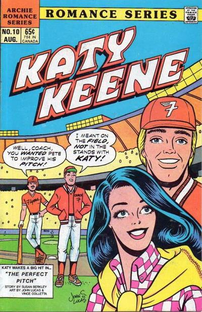 Katy Keene #10 (1985)