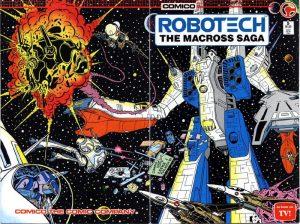 Robotech: The Macross Saga #5 (1985)