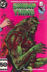 Swamp Thing #43 (1985)