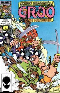 Sergio Aragonés Groo the Wanderer #6 (1985)