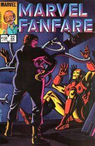 Marvel Fanfare #22 (1985)