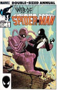 Web of Spider-Man Annual #1 (1985)