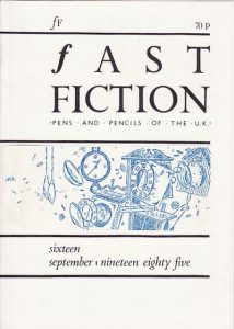 Fast Fiction #16 (1985)