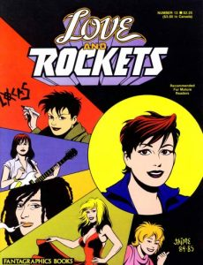 Love and Rockets #13 (1985)