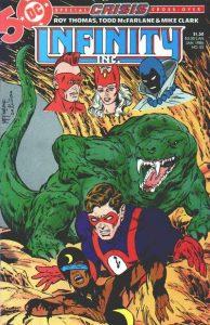 Infinity, Inc. #22 (1985)