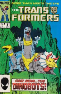 The Transformers #8 (1985)