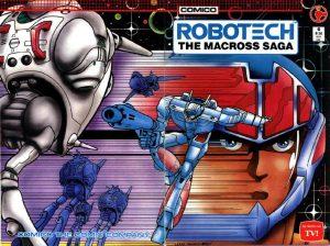 Robotech: The Macross Saga #6 (1985)