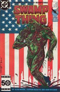 Swamp Thing #44 (1985)