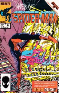 Web of Spider-Man #6 (1985)