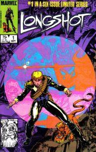 Longshot #1 (1985)