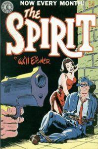 The Spirit #12 (1985)