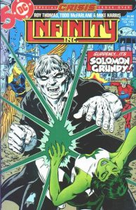 Infinity, Inc. #23 (1985)