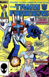 The Transformers #9 (1985)