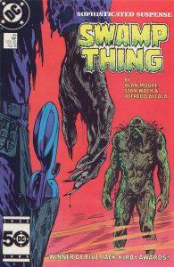 Swamp Thing #45 (1985)