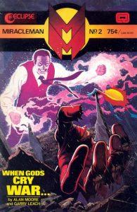 Miracleman #2 (1985)