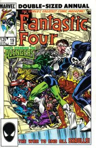 Fantastic Four Annual #19 (1985)