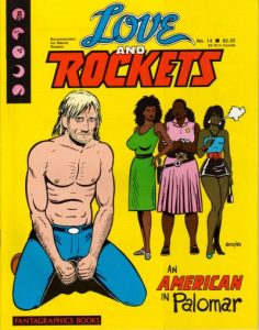 Love and Rockets #14 (1985)