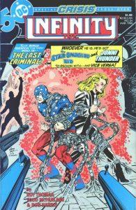 Infinity, Inc. #24 (1985)