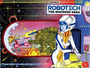 Robotech: The Macross Saga #7 (1985)