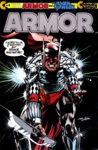 Armor #1 (1985)