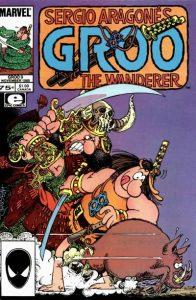 Sergio Aragonés Groo the Wanderer #9 (1985)