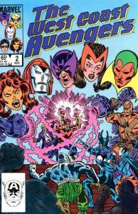 West Coast Avengers #2 (1985)