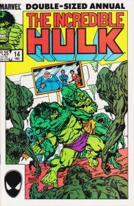 The Incredible Hulk Annual #14 (1985)