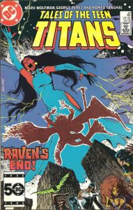 Tales of the Teen Titans #64 (1985)