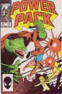 Power Pack #17 (1985)