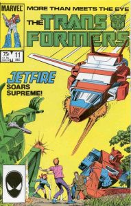 The Transformers #11 (1985)