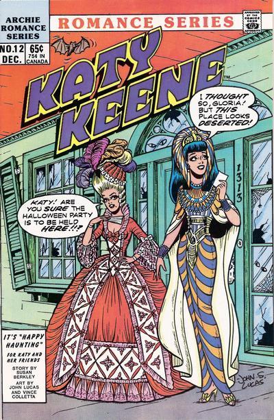 Katy Keene #12 (1985)