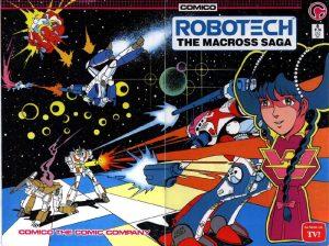 Robotech: The Macross Saga #8 (1985)