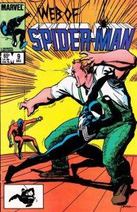 Web of Spider-Man #9 (1985)