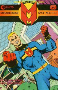 Miracleman #4 (1985)