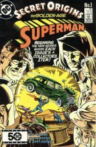Secret Origins #1 (1985)