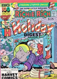 Richie Rich Digest Magazine #19 (1986)