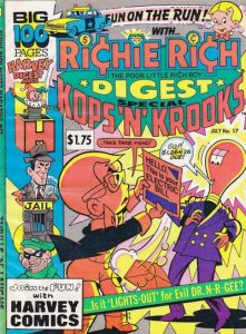 Richie Rich Digest Magazine #17 (1986)