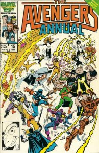 Avengers Annual #15 (1986)