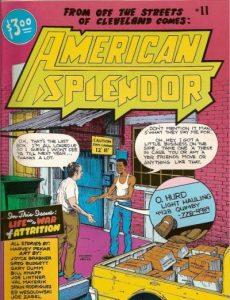 American Splendor #11 (1986)