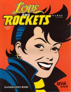 Love and Rockets #15 (1986)