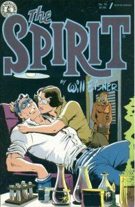 The Spirit #15 (1986)