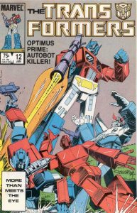 The Transformers #12 (1986)