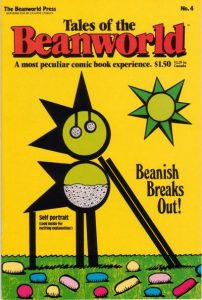 Tales of the Beanworld #4 (1986)