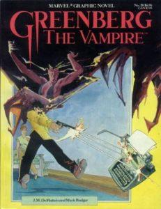 Marvel Graphic Novel #20 (1986)